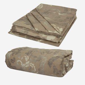 Спални комплекти - памучно хасе с олекотена завивка