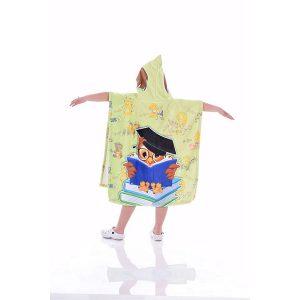 Детско пончо - Бухло