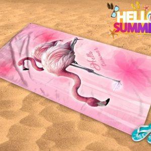 розово фламинго