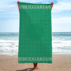 България цвят зелен