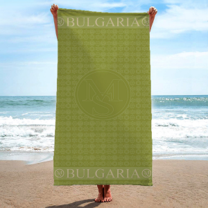 България светло зелен