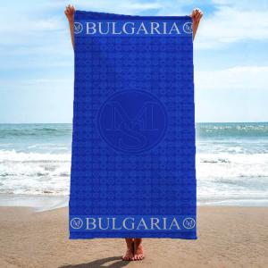 България цвят син