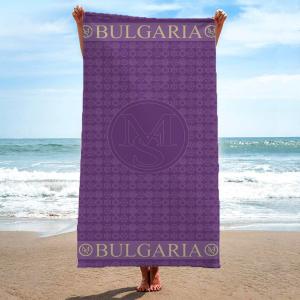 България цвят лилав