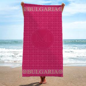 България цвят розов