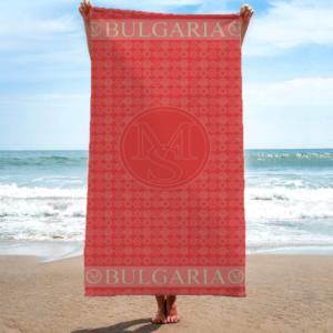 българия цвят червен